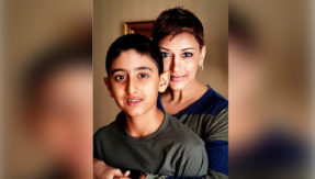 Sonali Bendre talks about sharing the news of her battle with cancer with son Ranveer