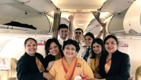 The legacy lives on, daughter pilots mother's farewell flight as Air India crew