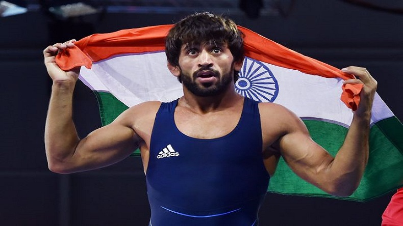 Bajrang Punia, Bajrang Punia wrestling, Indian wrestling superstar, Asian Games 2018, Jakarta Asian Games 2018, Beijing Olympics medalist, Asian Games news, sports news
