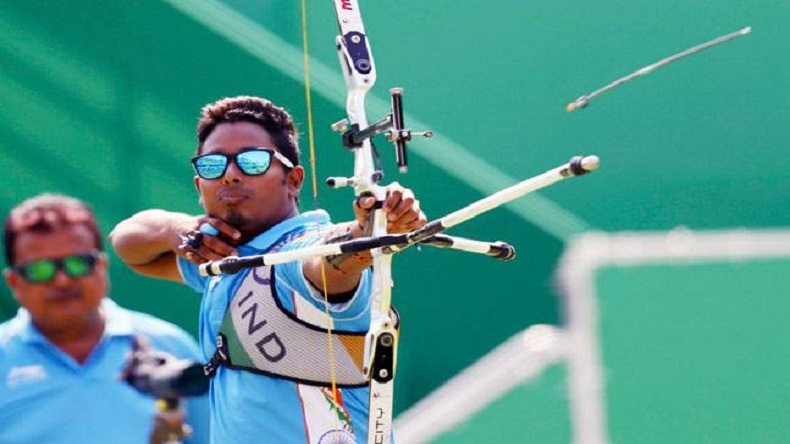 Asian Games 2018 Indonesia ,Atanu Das, Atanu Das latest news, Atanu Das athletics, Atanu Das Asian Games, Atanu Das Asian Games 2018, Men Archery, Asian Games 2018, Atanu Das biography, Atanu Das Asian Games 2018,