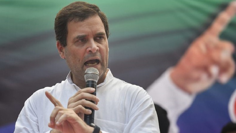 Rahul Gandhi kicks off Rajasthan campaign, says youth knows the truth about Vasundhara Raje government