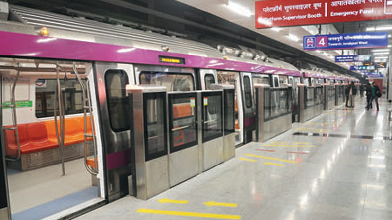 This Independence Day, ride in Delhi Metro special train dedicated to freedom fighters, Indian icons