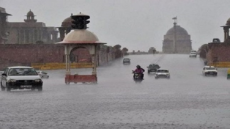 Delhi rain LIVE updates: Heavy rains lash parts of Delhi-NCR, roads flooded, waterlogging in several parts of city