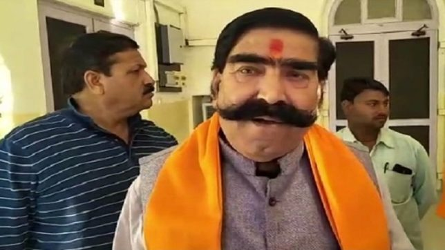 Gyan Dev Ahuja stokes controversy, says Nehru ate beef, pork, cannot be a Pandit