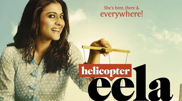 Helicopter eela,Mumma Ki Parchai,Kajol,Helicopter eela song,Helicopter eela first song released,Riddhi Sen,Vivaan,obsessive mothers,Swanand Kirkire,college,mother son relationship,mother son relationship movies