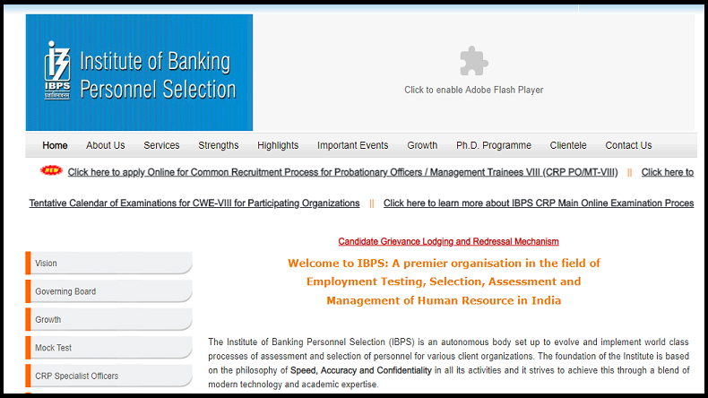 IBPS PO 2018: Online registration commences for 4120 vacancies @ ibps.in, last date Sept. 4