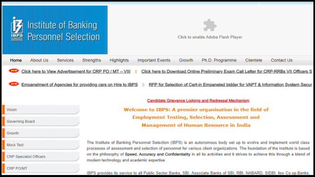 IBPS PO recruitment 2018: IBPS releases official notification for Probationary Officers, registration process closes on September 4