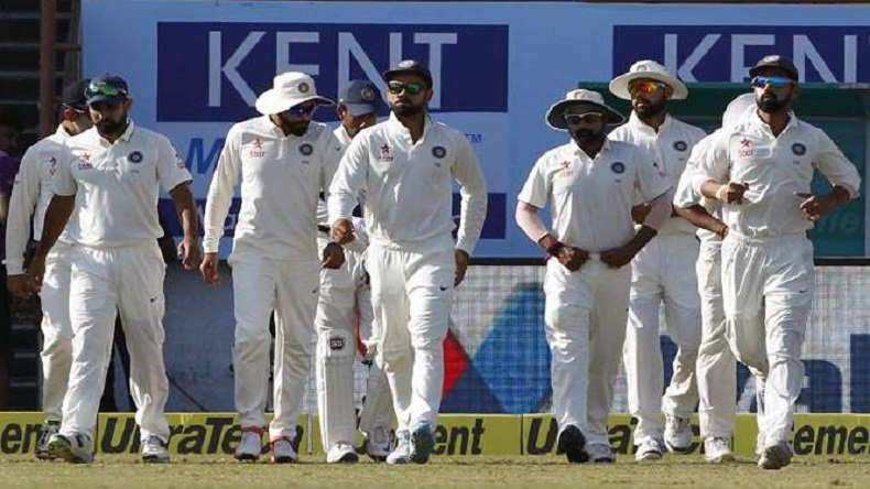 second test match india vs england