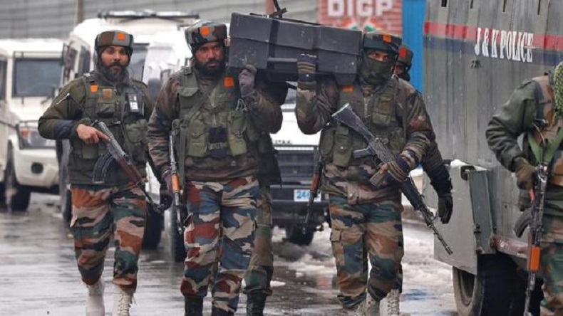 Army major killed, 3 soldiers killed, infiltration bid, Jammu and Kashmir, Gurez, Encounter, Terrorist