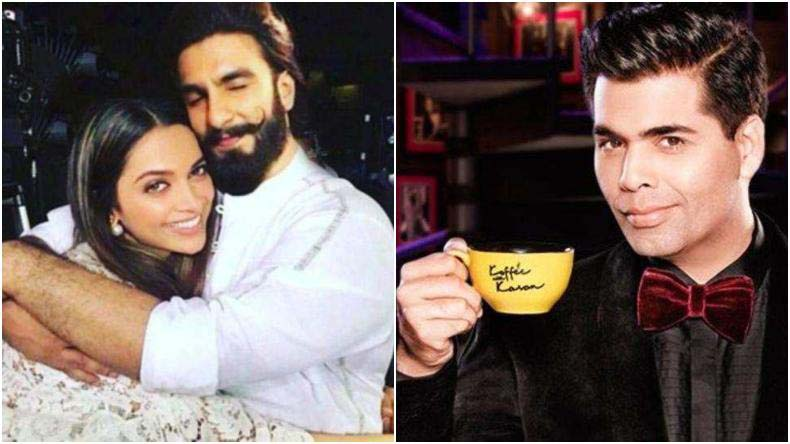 Deepika Padukone and Ranveer Singh on Koffee with Karan season 6?