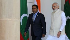 Maldives steps out of India's shadow, asks New Delhi to withdraw helicopters, personnel