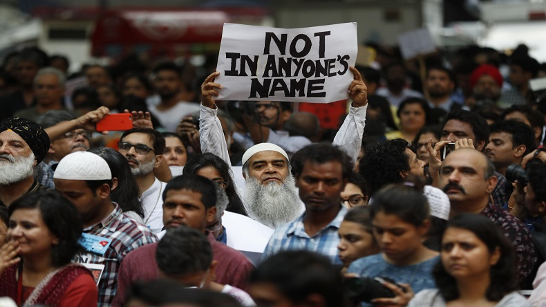 Muslim youth thrashed, forced to shave beard in Gurugram