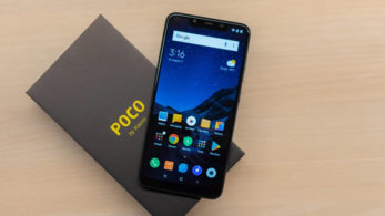 Company's all-new Poco F1 smartphone is all about performance and performance
