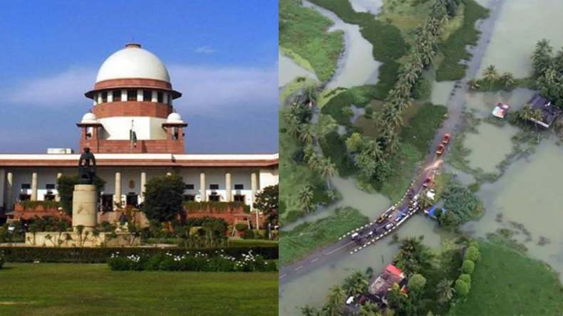 Supreme Court, donate, Rs 25000 each, Kerala floods, Kerala,Chief Minister's Distress Relief Fund,India news