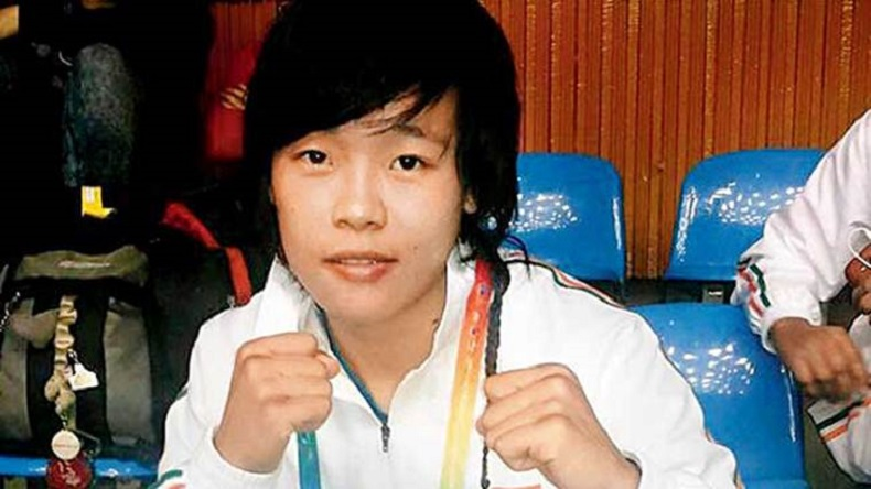 Asian Games 2018 Indonesia, boxing, Asian Games, Sarjubala Devi, Jakarta Indonesia, Sarjubala Devi Asian Games 2018, women boxing, Asian Games 2018, Sarjubala Devi biography, Sarjubala Devi Asian Games 2018, Boxing 48 kg category,