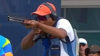 Shooter Shardul Vihan, at 15-years of age, has provided the silver lining in men's Double Trap at the Asian Games 2018