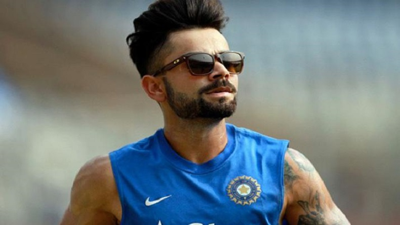 Virat Kohli flaunts his new hairstyle, have a look!