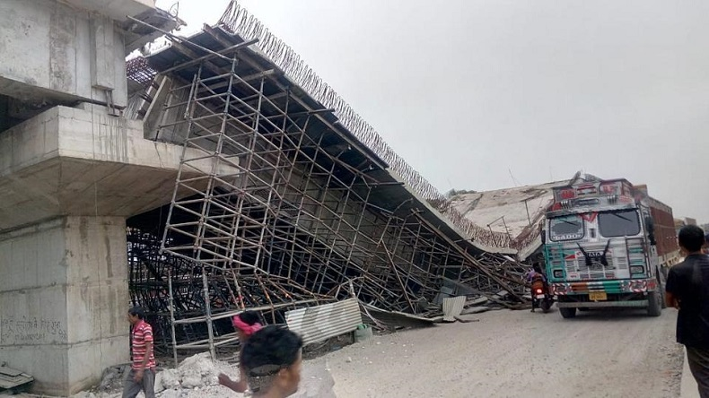 Basti flyover collapse: Officials knew about the imminent fall? say reports
