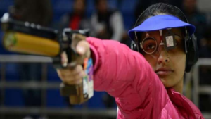 Asian Games 2018, Asian Games 2018 Jakarta, Asian games Indonesia 2018, Asian Games 2018 shooting, Asian Games 2018 shooting Hina sidhu, Hina sidhu 10m air rifle shooting