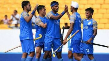 Indian men's hockey team has been on record-breaking run at Asian Games 2018