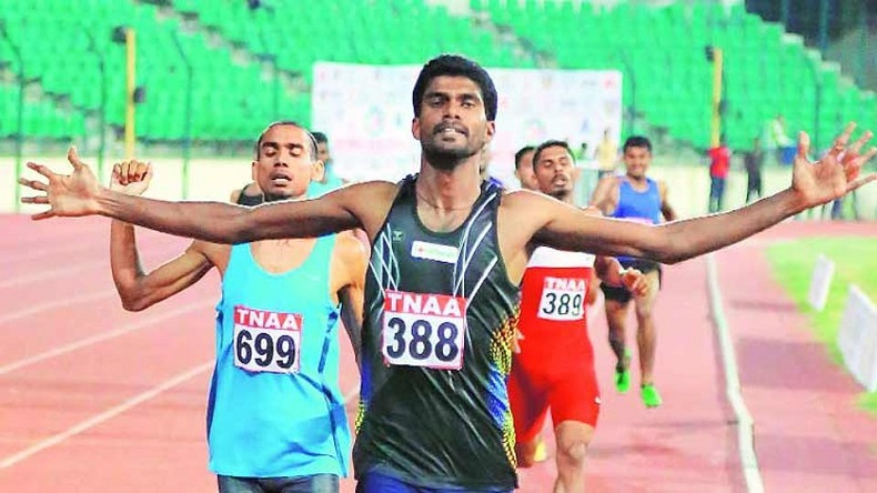 Asian Games 2018 Athletics: Jinson Johnson will reign over middle-distance running in Jakarta