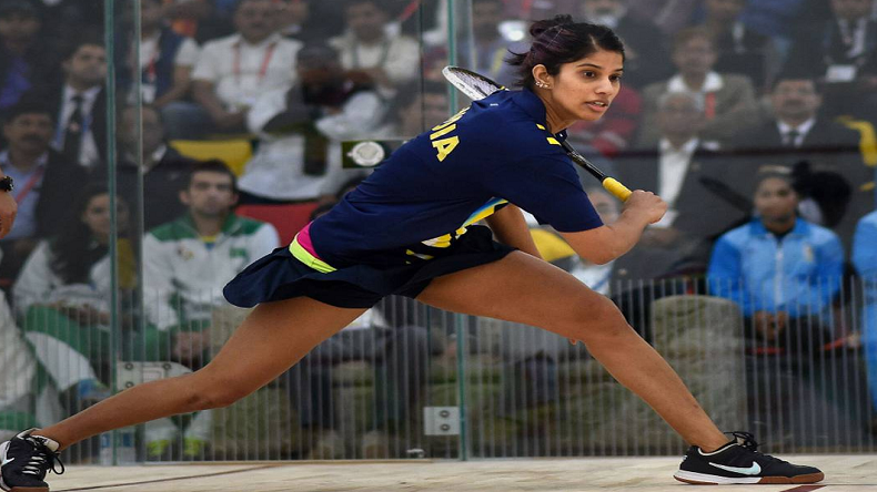 Asian Games 2018 Squash, Asian Games 2018 Joshna Chinappa, Asian Games 2018, Squash, Joshna Chinappa Squash, Asian Games Indonesia, Asian Games 2018 jakarta