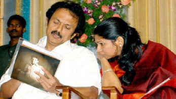 Elevate MK Stalin as DMK chief, says Kanimozhi led state women's wing