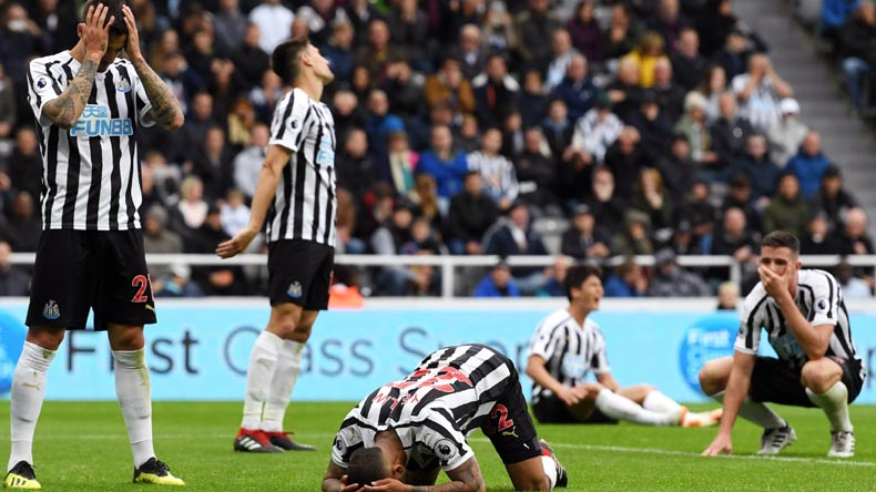 Premier League: Lucky Chelsea cruise past sorry Newcastle United 2-1