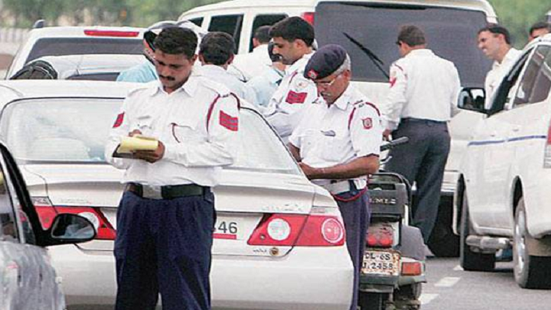 Traffic police, Driving Licence, DigiLocker, Ministry of Road Transport and Highway