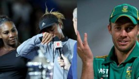 AB de Villiers doesn't agree with Serena Williams stealing Naomi Osaka's thunder