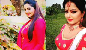 Bhojpuri dancing sensation Anjana Singh's sexy Instagram photo has driven fans crazy!
