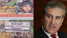Hundreds fighting in Kashmir, not all are terrorist, says Pakistan to India's objection on Burhan Wani stamps