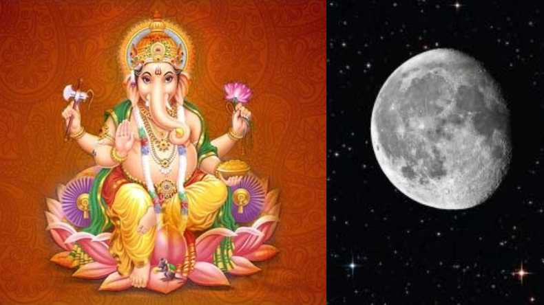 Ganesh chaturthi moon feature