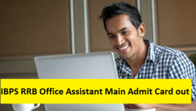 IBPS RRB Office Assistant Main 2018 Admit card released, check how to download @ ibps.in