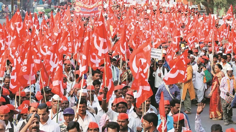 After Mumbai, red army of farmers to hold rally in Delhi on September 5