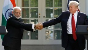 Donal Trump pays regard to PM Modi at  counter narcotics events, says I love India