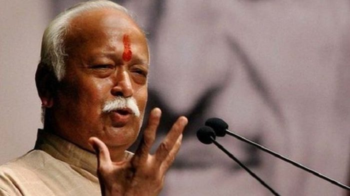 Mohan Bhagwat says RSSdoes not accept Article 35A, 370 of Constitution