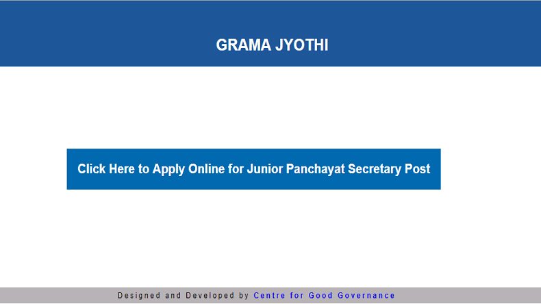 Telangana Panchayat Secretary 2018 Recruitment: Apply online for 9355 posts @ tspri.cgg.gov.in from September 3, 2018