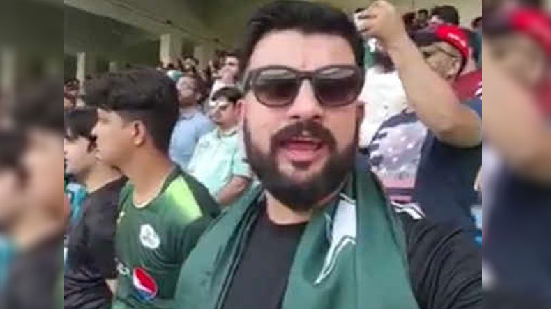 Pakistan man,Indian National Anthem,Asia Cup,India Pak Match,National Anthem,Pakistani fan,Facebook,World News,latest news,Sports news,Asia Cup News