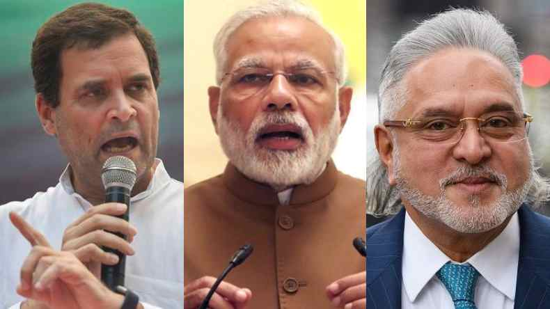 Rahul Gandhi claims PM Modi knew of Mallya's great escape, says PM cleared LOC downgrade