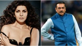Love looms in barren England series, at least coach Ravi Shastri has found one