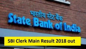SBI Clerk Main Exam Result 2018: State Bank of India releases result of Junior Associate exam @ sbi.co.in, check how to download