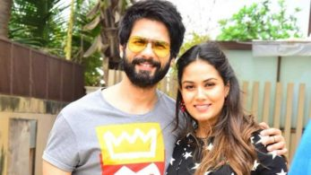 The name came through actor Shahid Kapoor's Twitter handle on August 7, 2018