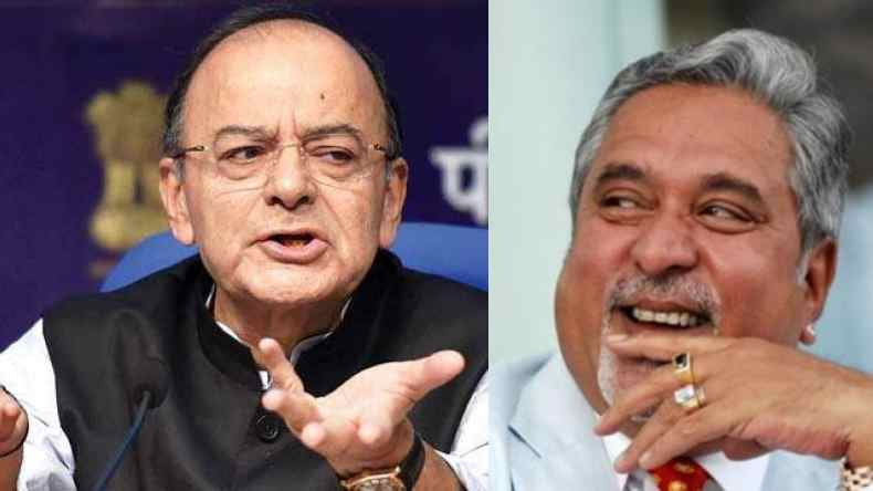 Arun Jaitley responds to Mallya's meeting claim, says ran onto him outside parliament once
