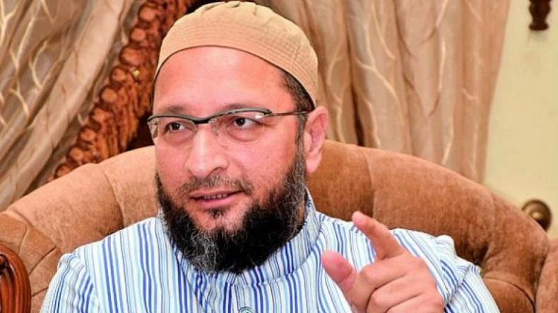 Asaduddin Owaisi slams RSS for not believing in Constitution
