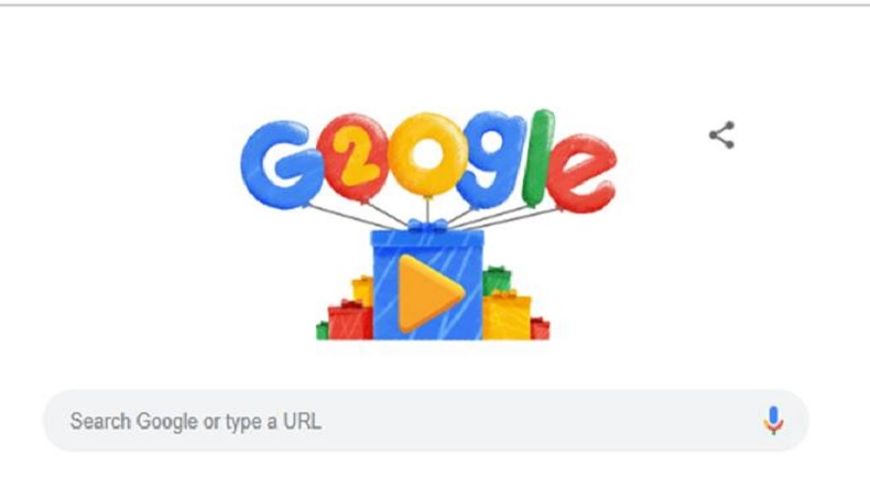 Google twenty years, google doodle, google celebrates twenty years, google doodles, google celebrates 20 years, doodle of google, google doodle, doodle, google, google news, google images, google new images,