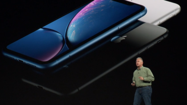 Apple event LIVE updates: iPhone XR with liquid retina display launched