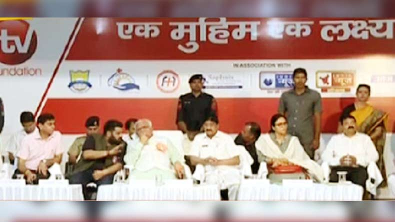 iTV foundation organises free day-long health camp in Karnal