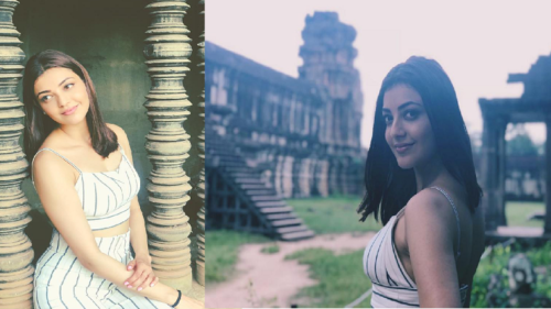 South star Kajal Aggarwal ups the glam quotient in her latest post, see photos