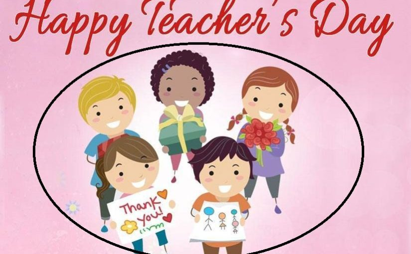 Happy Teacher's Day 2019 Wishes, Messages, Quotes in English